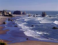 Bandon Or 1995 416 Beach